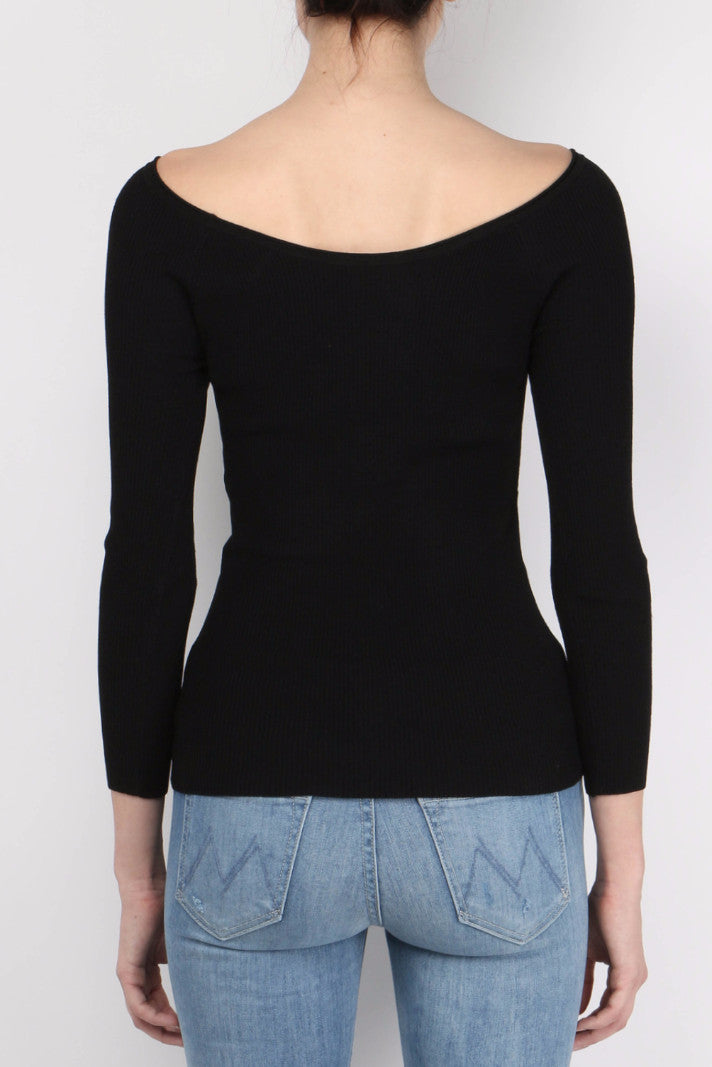 Brochu Walker Amalie Pullover Back