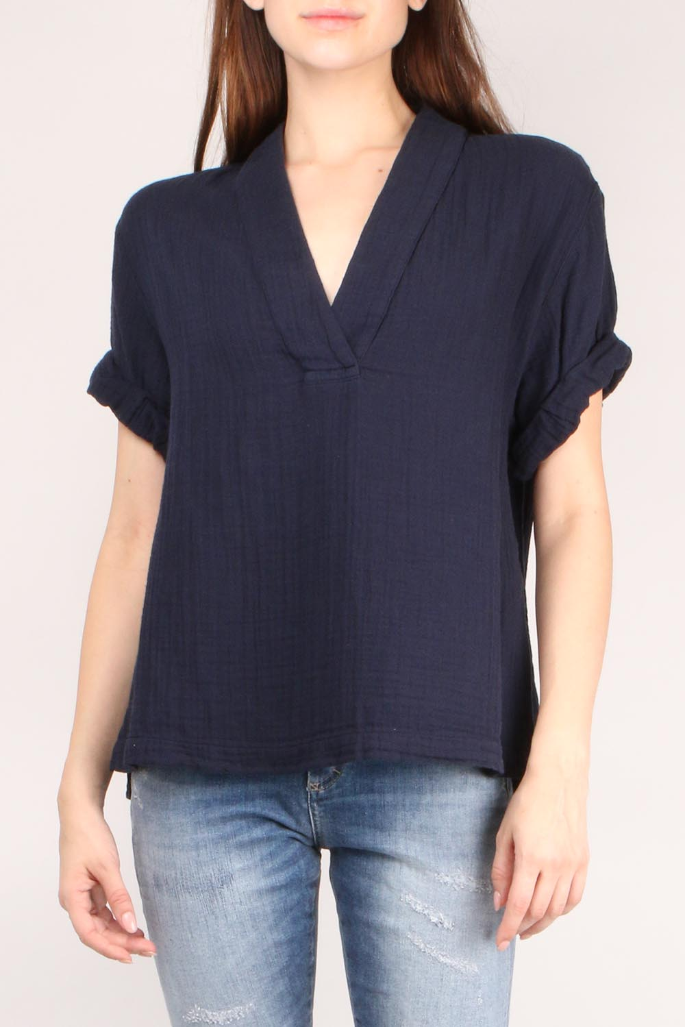 Avery Top Mystic Blue
