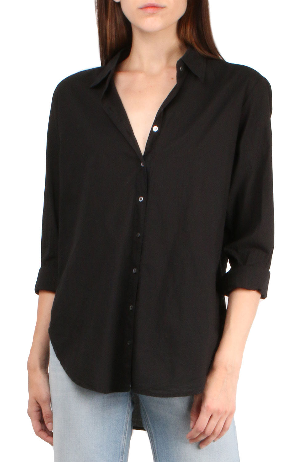 Beau Shirt Jet Black