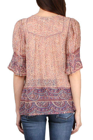 Bella S/S Top