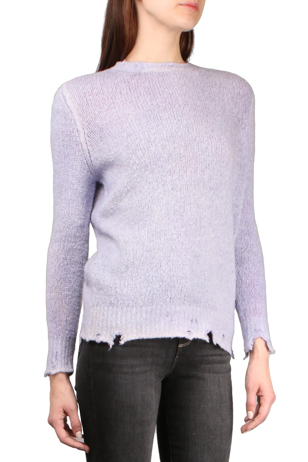 Brushed Cotton Pullover