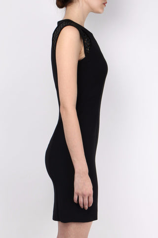 Cage Shoulder Dress