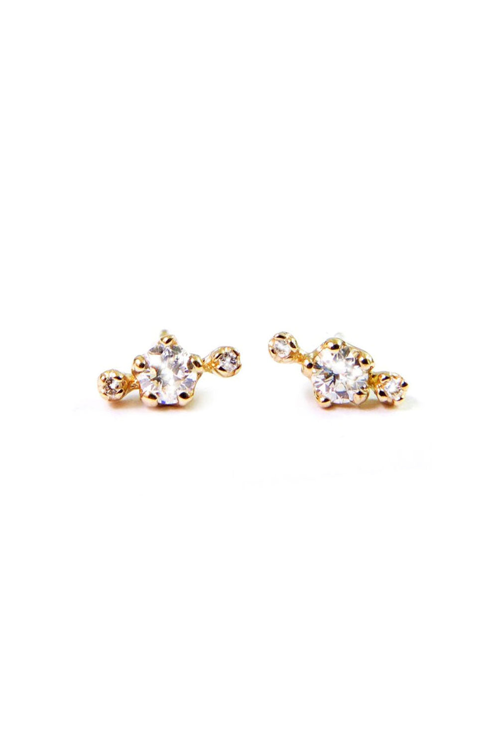 Candy! Diamond Earrings
