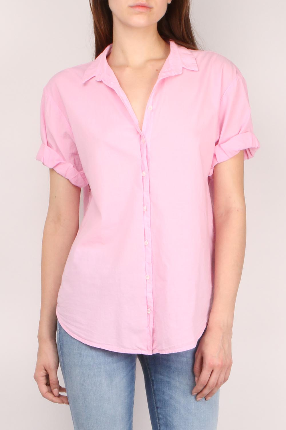 Channing Shirt Pink Amour
