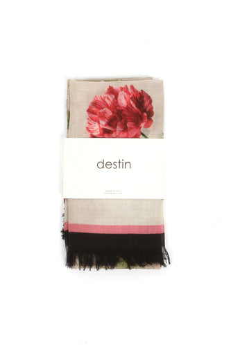 Rose Bandana Scarf From Destin