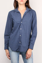 Load image into Gallery viewer, Frank Classic Navy Button Down