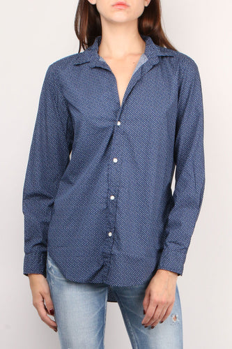 Frank Classic Navy Button Down