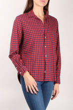 Load image into Gallery viewer, Eileen L/S Button Down Buffalo Check