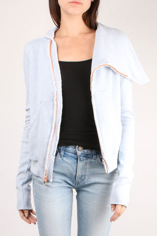 Side Zip Fleece Jacket