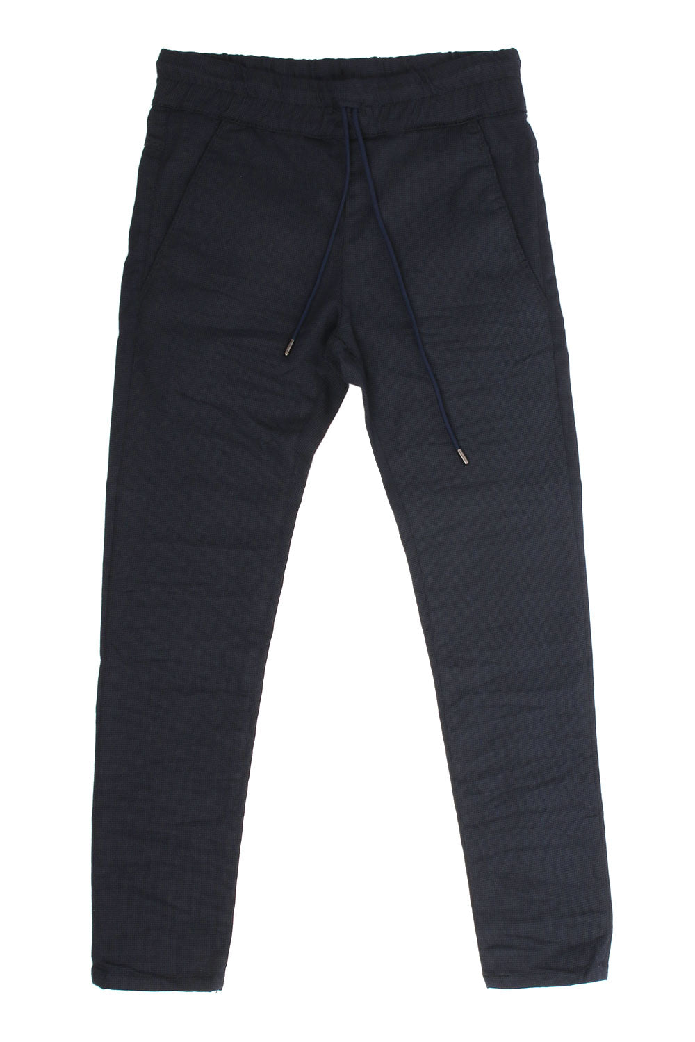Shely Navy Cube Star Pant