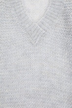 Load image into Gallery viewer, Mohair V Neck Sweater
