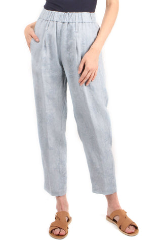 Bouganvilla Linen Pants