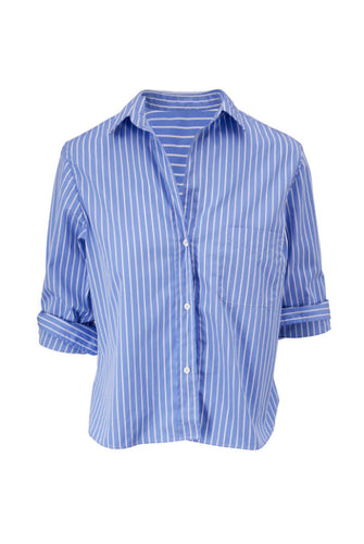 Silvio Stripe Button Down