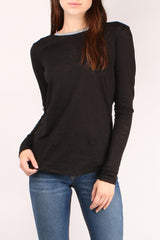 Long Sleeve Ringer Tee