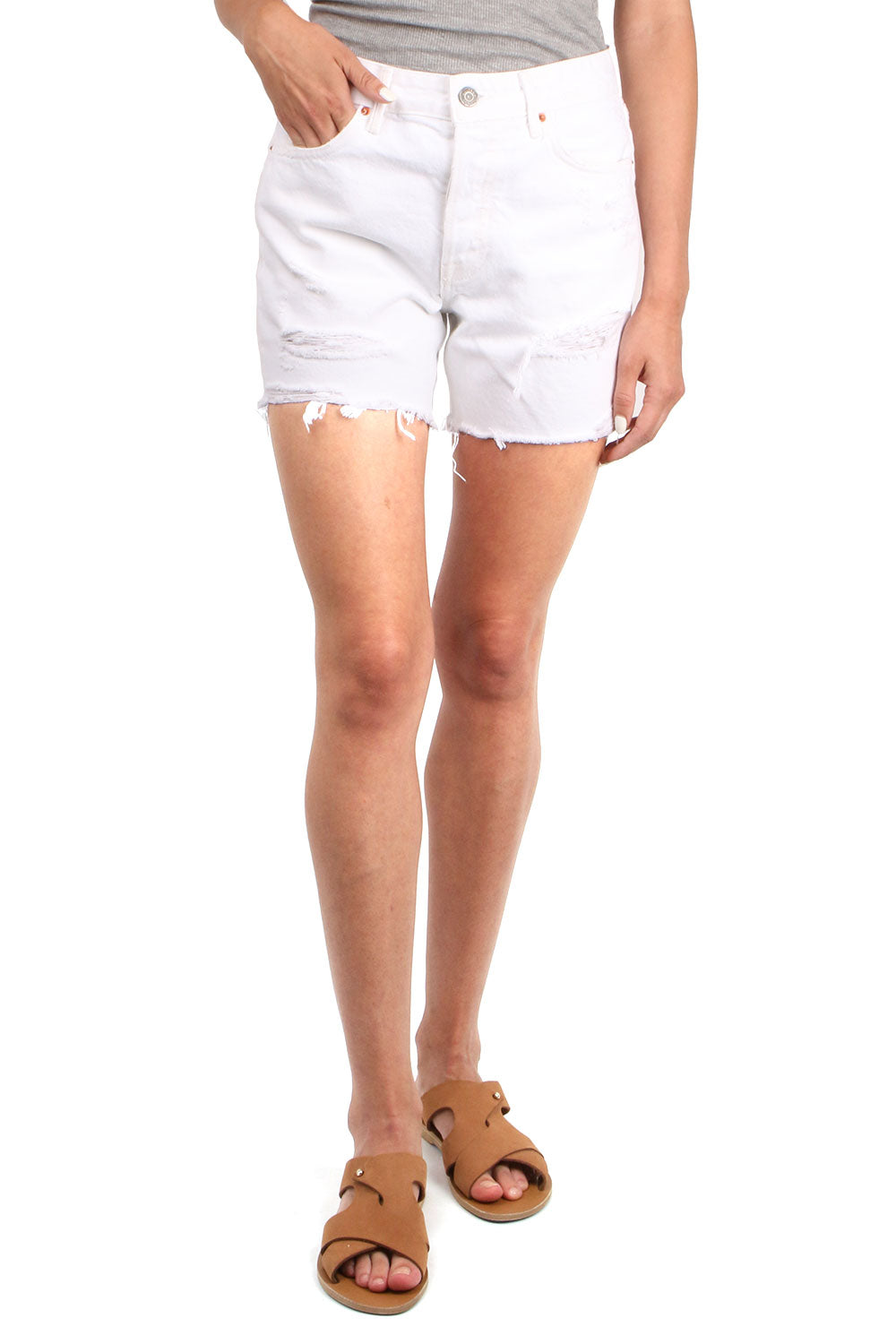 Jourdan Matchbox Short