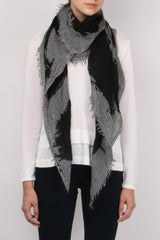 Destin Ginga Flash Black Scarf