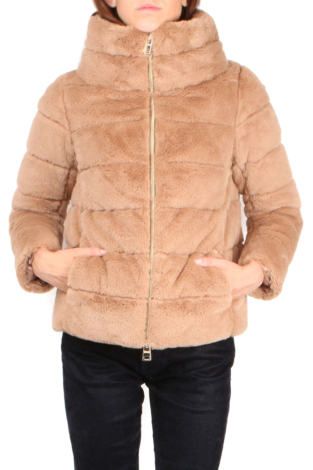 Eco Channeled Jacket
