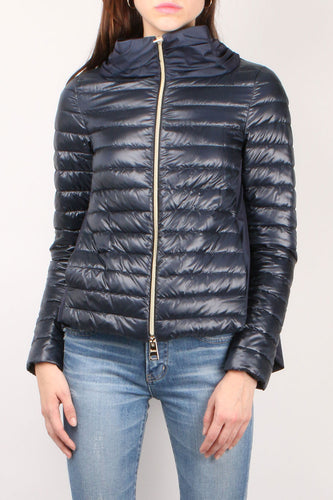 A-Line Jacket W/ Pleated Back