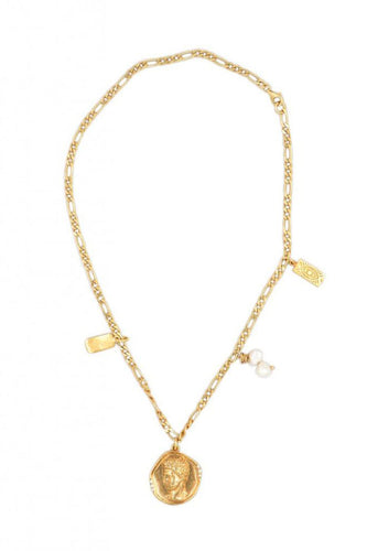 Hermis Lustre Necklace