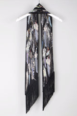 Feathers Classic Skinny Back