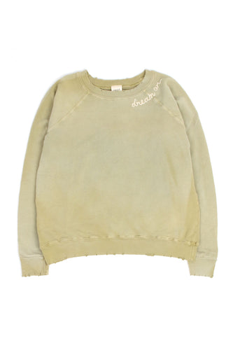 Dream On Matcha Sweatshirt