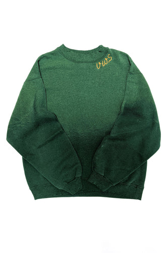 UWS Green Sweatshirts