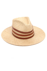 JORAH Natural Straw Hat from Janessa Leone