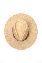 Load image into Gallery viewer, JORAH Natural Straw Hat from Janessa Leone