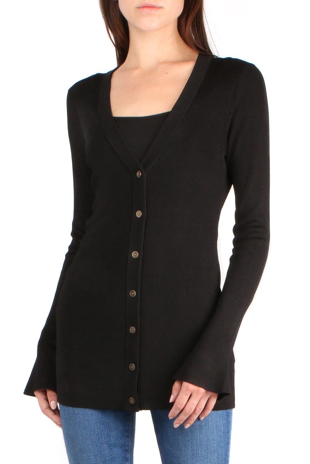 Lucas Long Cardigan