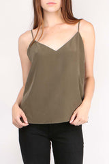 Jane Spaghetti Strap Top