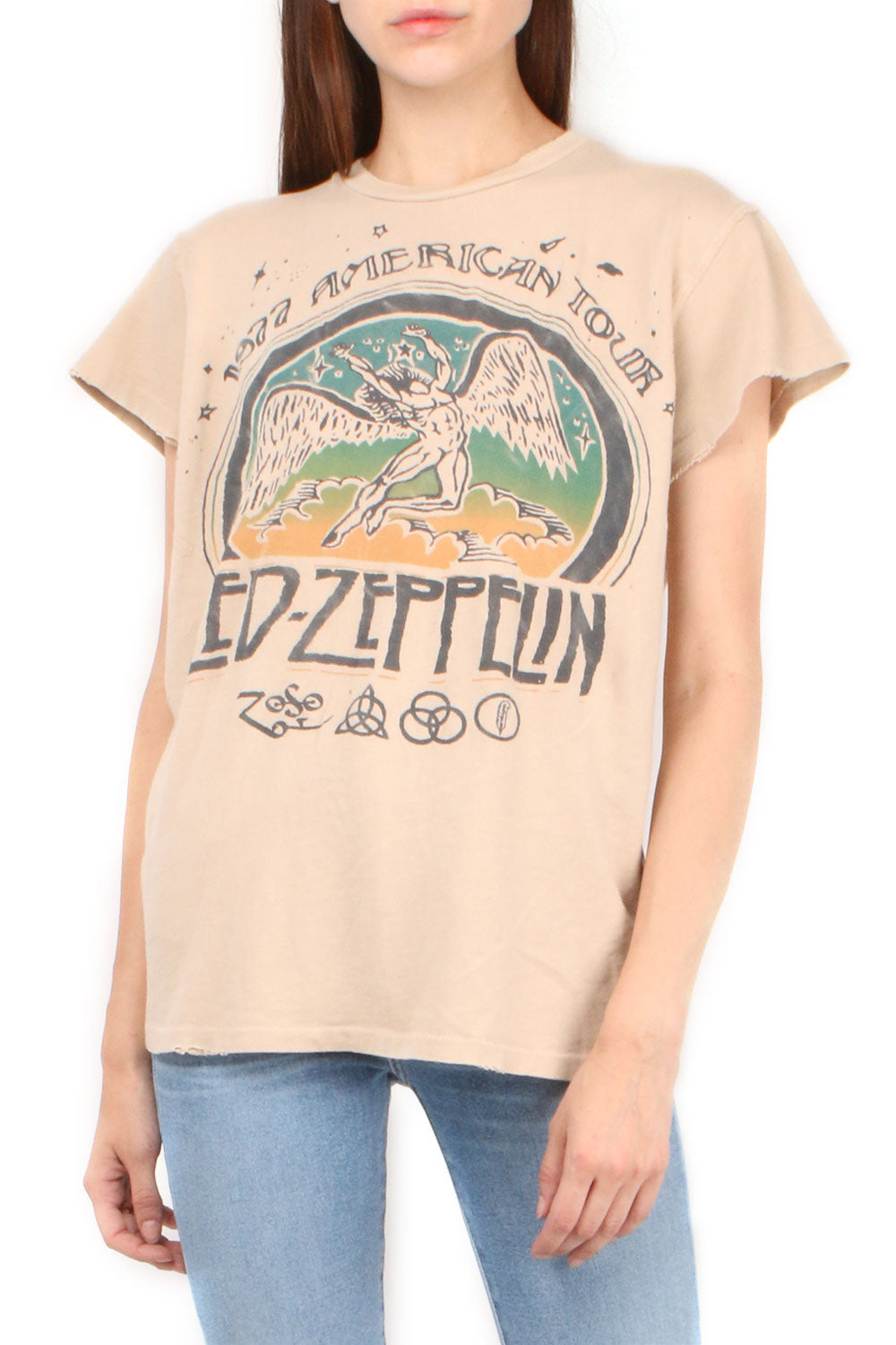 Led Zeppelin 1977 Tee