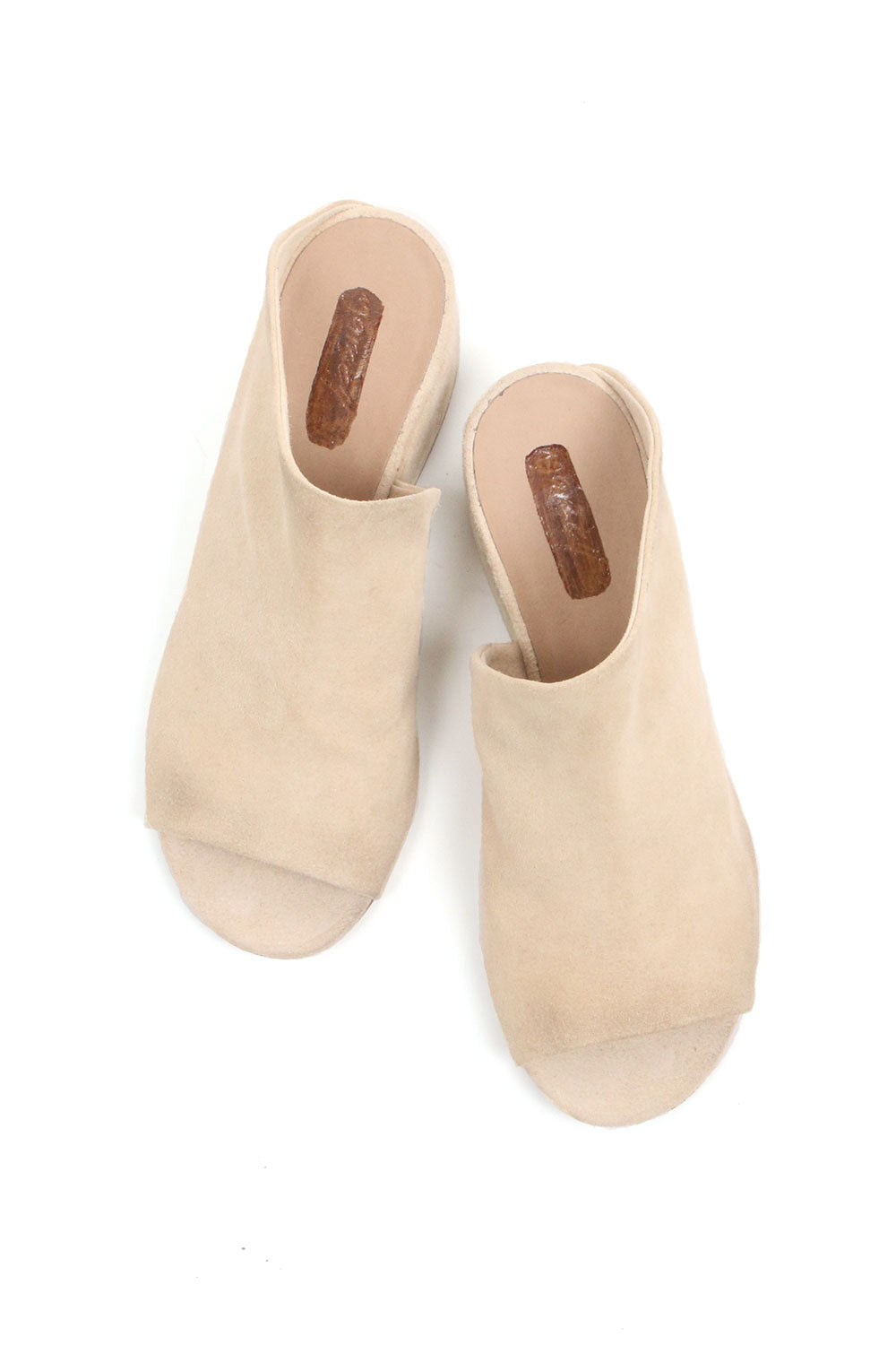 Cubetto Sandal in Biscuit from Marsell
