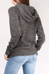 Dark Grey Hoodie Sweater
