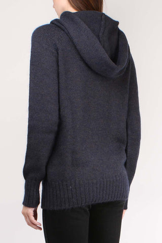 Hoodie Sweater Anthracite