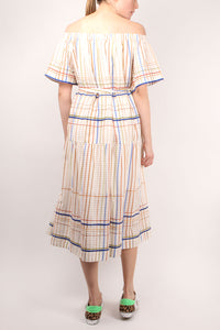 Les Madras Dress