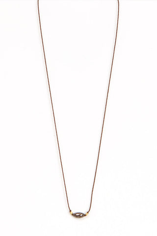 Margaret Solow Brown Diamond Necklace