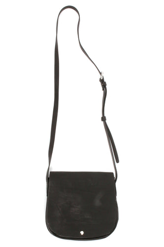 Jude Black Crossbody