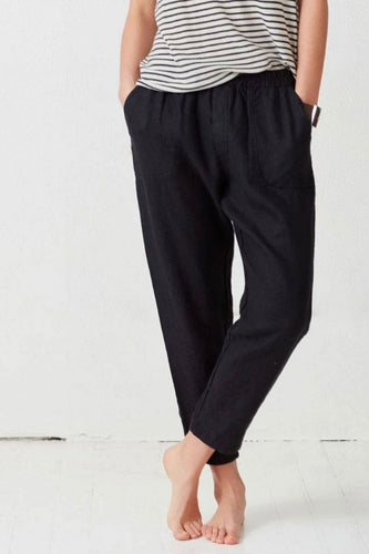 Camille Black Pant