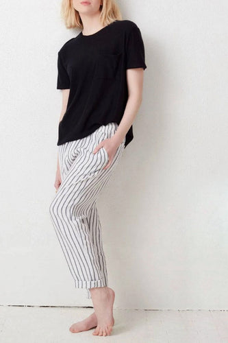 Camille Stripe Pant