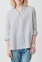 Load image into Gallery viewer, Maddie Stripe Tunic