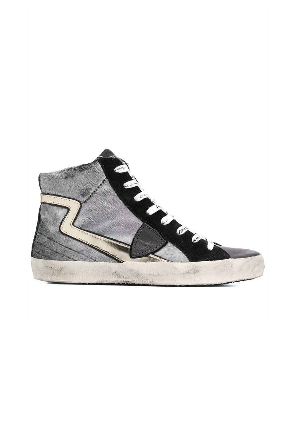 Paris Eclair High Top