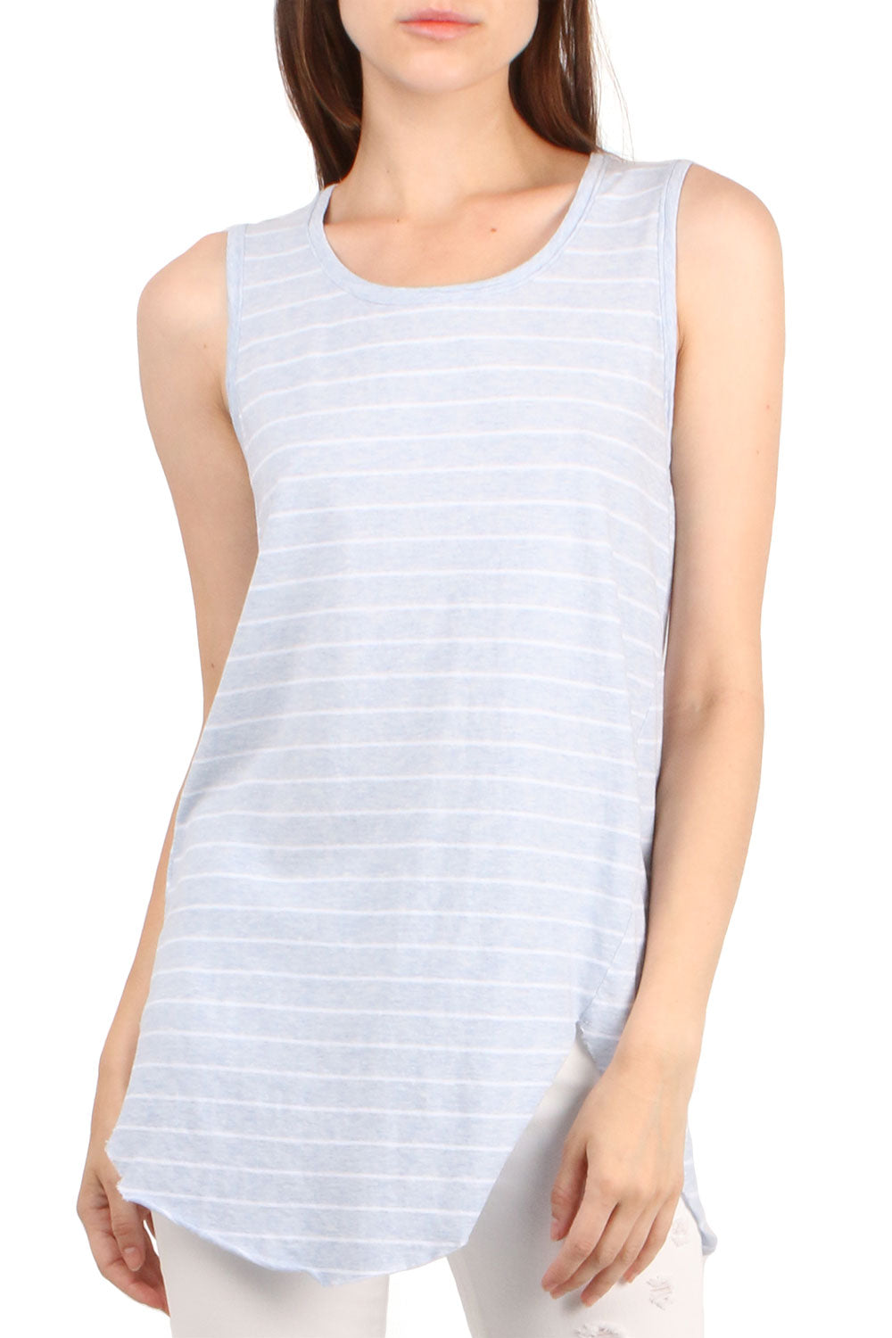 Relaxed Asymmetric Tank