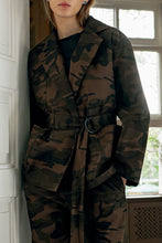 Load image into Gallery viewer, Army Wrap Jacket