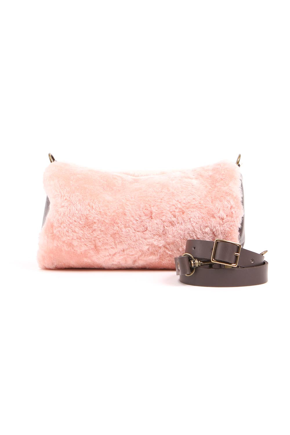 Saint Germain Shearling Bag