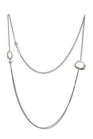 "Skipping Stones 36"" Necklace"