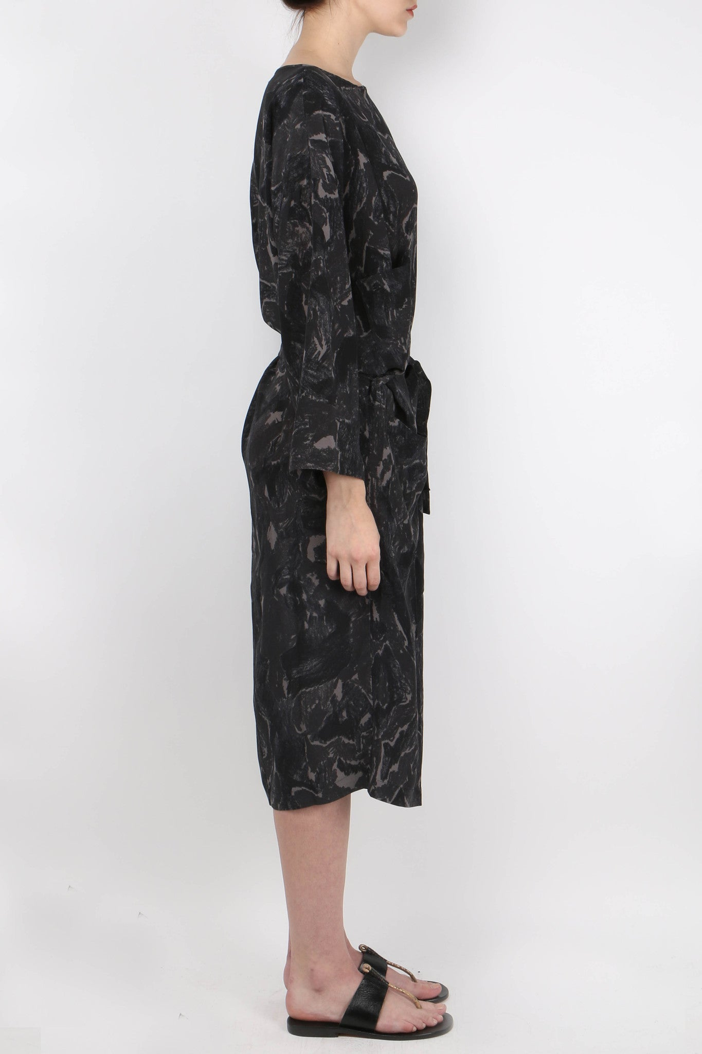 Humanoid Silk Soly Dress Side