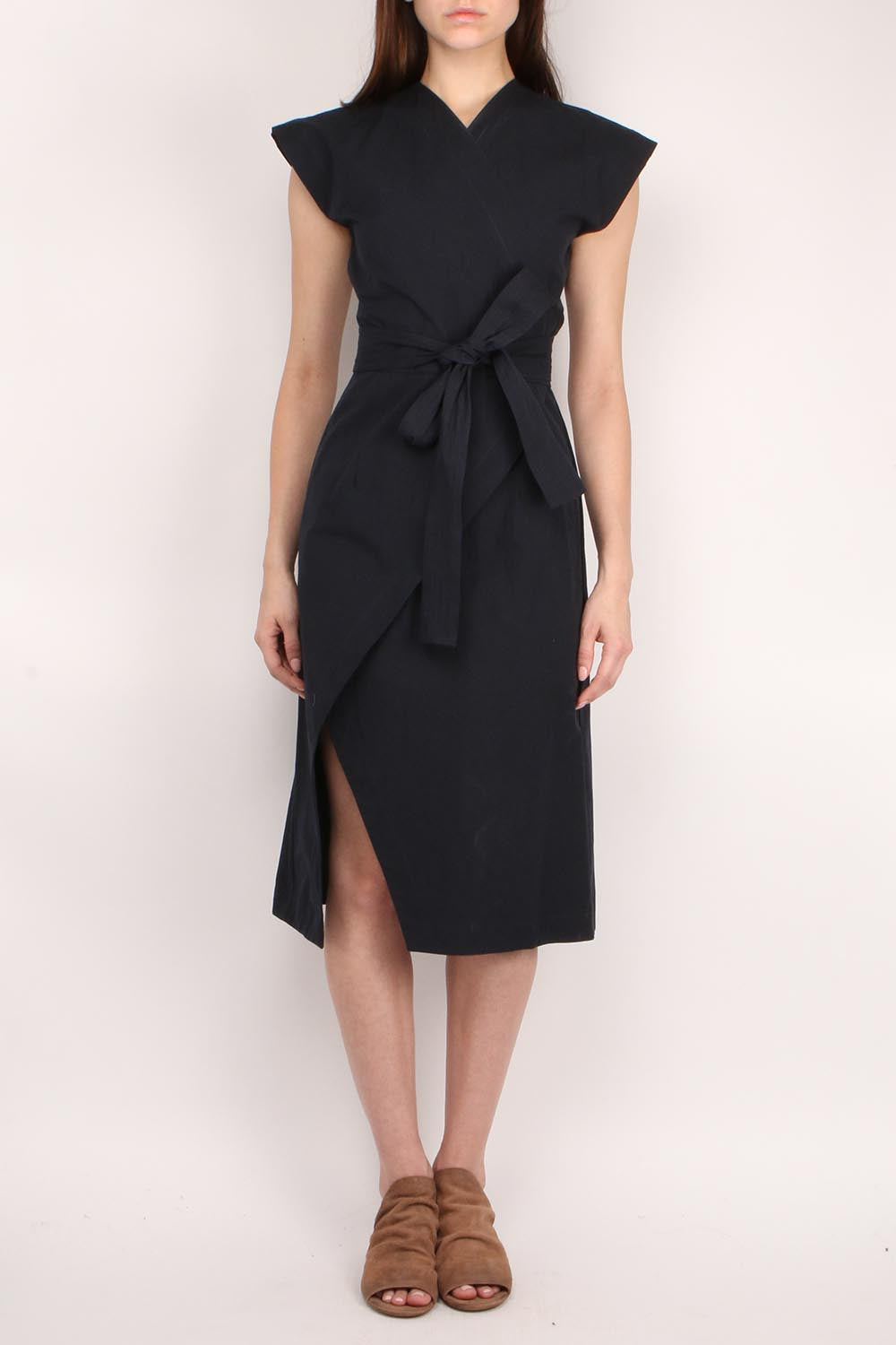 Suzanna Wrap Dress