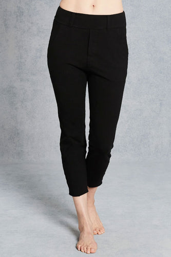 Black Trouser Legging