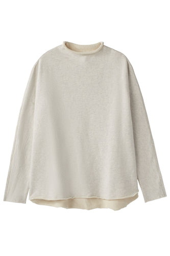 L/S Funnel Neck Capelet