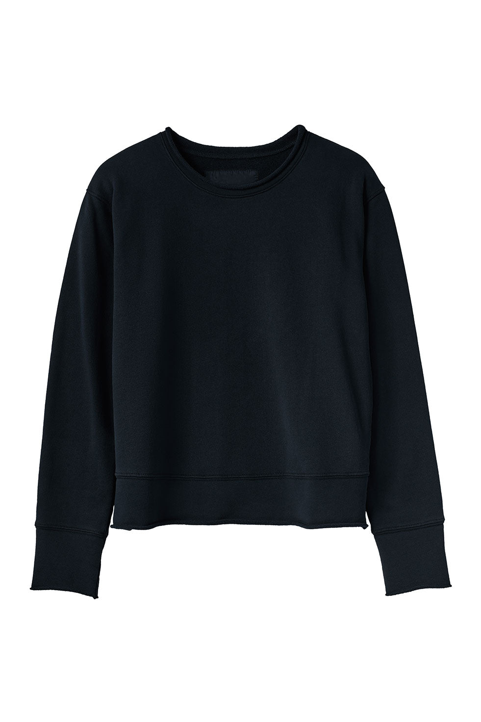 Boyfriend Crew Neck Sweatshirt